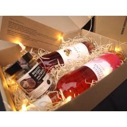 Selecció de vins rosats